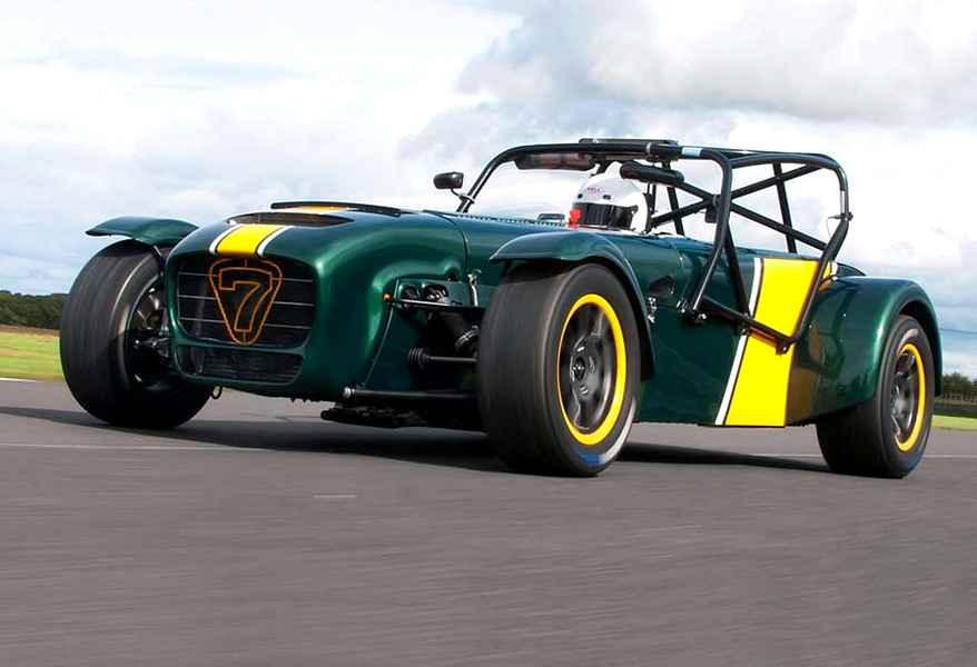 Photo of Caterham Experience a Vallelunga