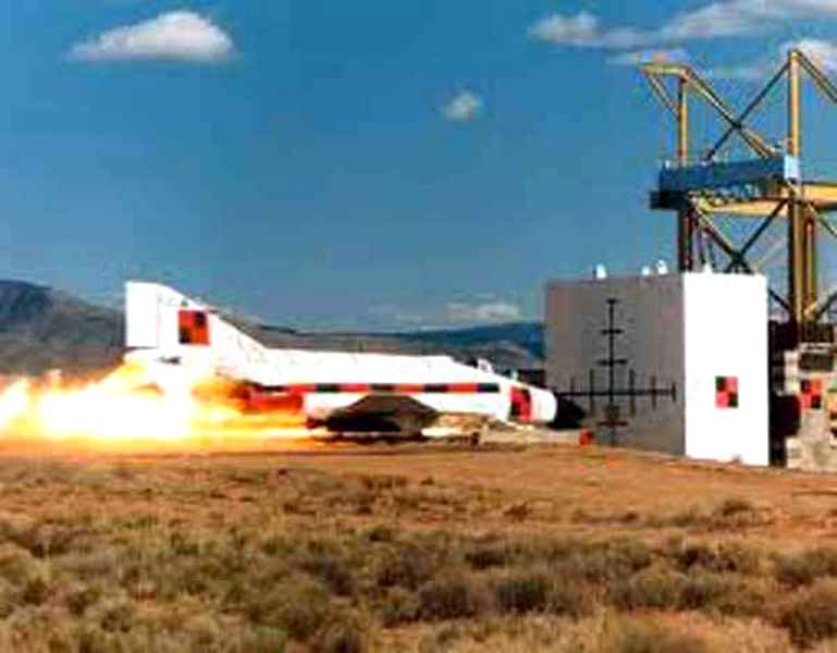 Photo of 800 KM/H CRASH TEST Airplane