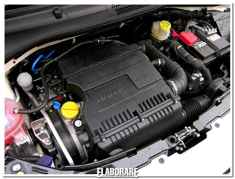 Photo of Modifica motore Fiat 500 1.4 16V