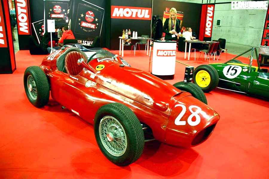 Photo of Motul lubrificanti Automotoretrò 2014