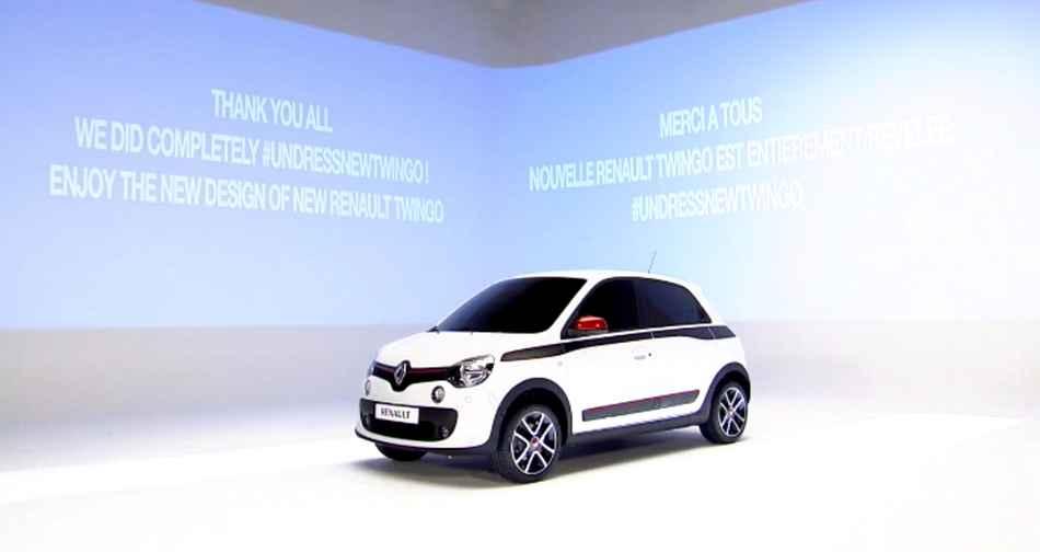 Photo of Nuova Renault Twingo 2014 ispirata alla R5 Turbo!