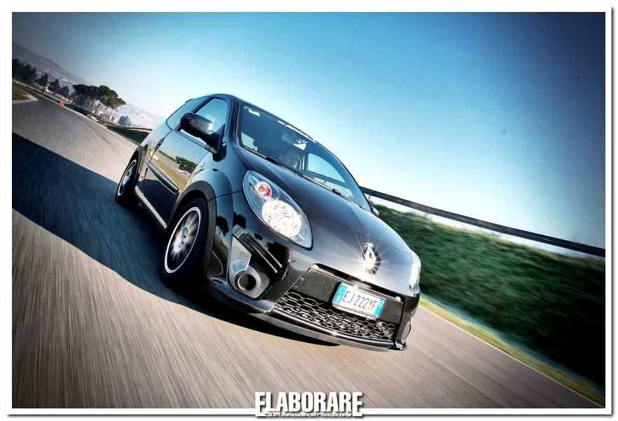 Photo of Renault Twingo Turbo Gordini elaborazione 167 CV