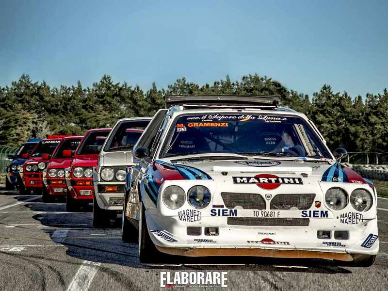 Photo of Fenomeno Lancia Delta Integrale