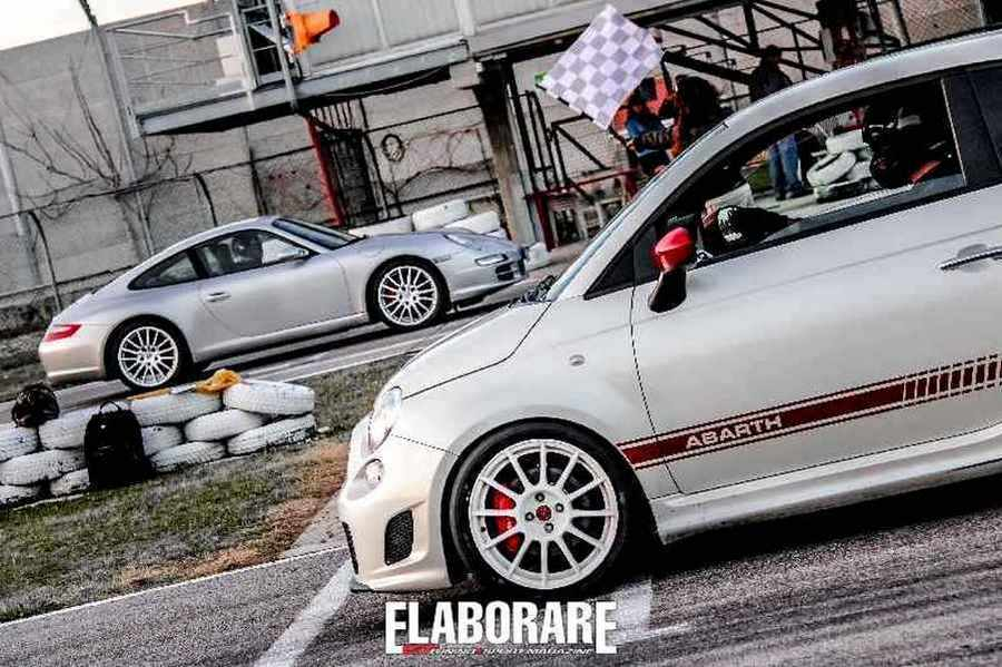 Photo of Time Attack amatoriale dal Piceno Racing