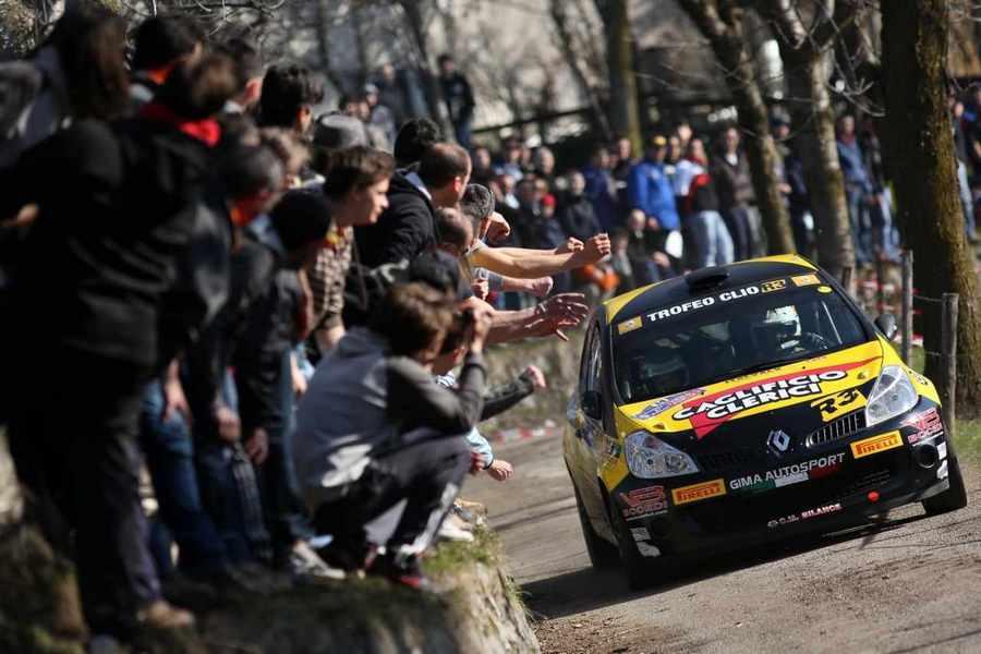 Photo of Renault Rally IRC e CIR: 2014 con Clio e Twingo
