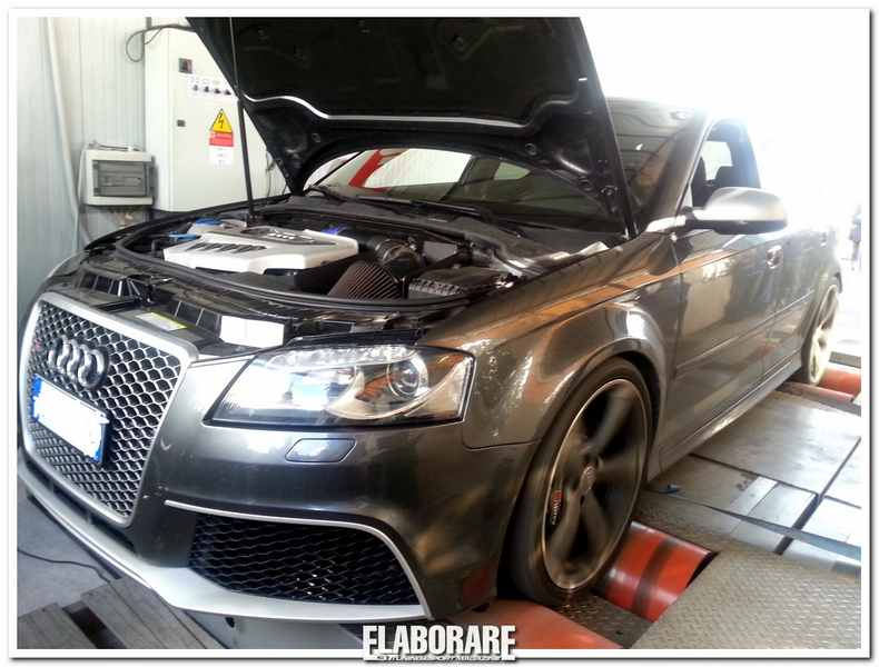Photo of Come elaborare Audi A3 TFSI [444,1 CV]