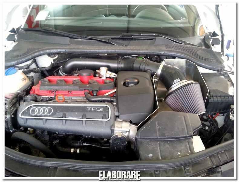 Photo of Come elaborare Audi TT RS [394,2 CV]