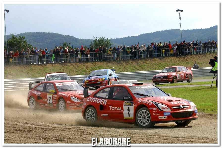 Photo of Mondiale di Rallycross a Franciacorta