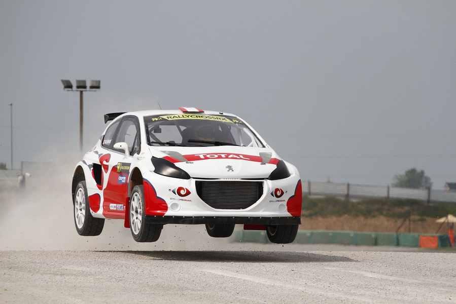 Photo of Mondiale Rallycross sul circuito di Franciacorta