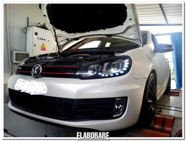 Photo of Come elaborare Volkswagen Golf GTI VI [406,8 CV]