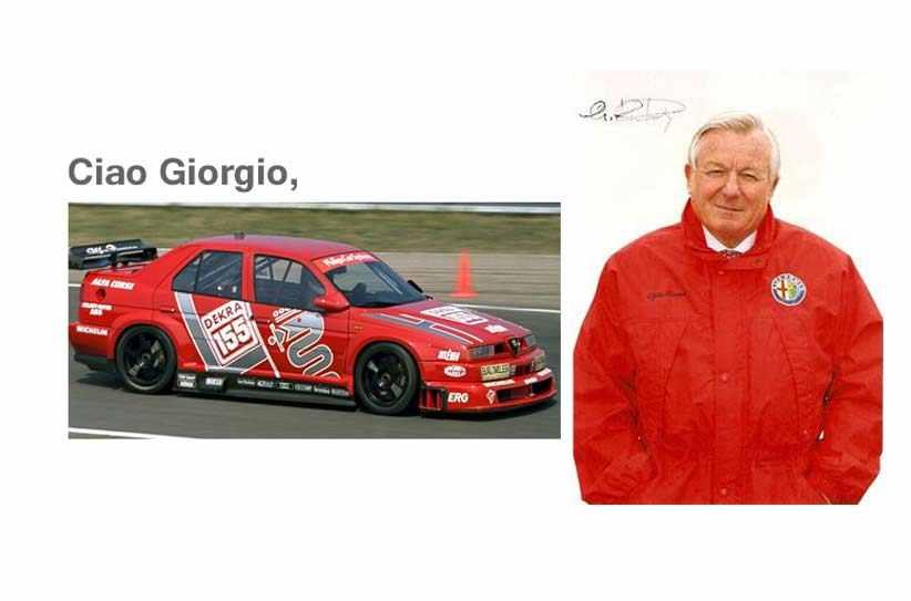 Photo of Giorgio Pianta ci lascia [lutto]