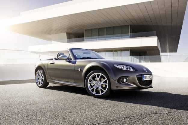 Photo of Mazda MX-5 EXCITE serie limitata
