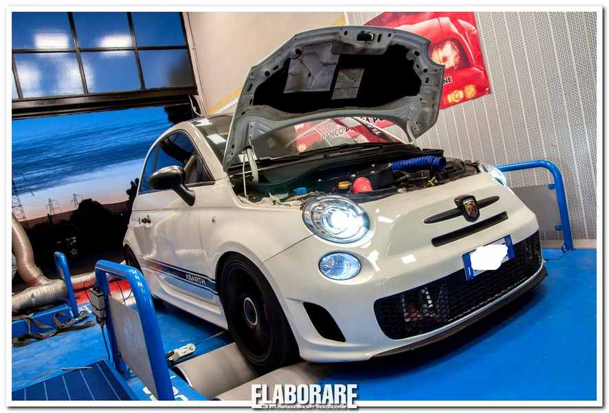 Photo of Come elaborare Abarth 500 [236 CV]
