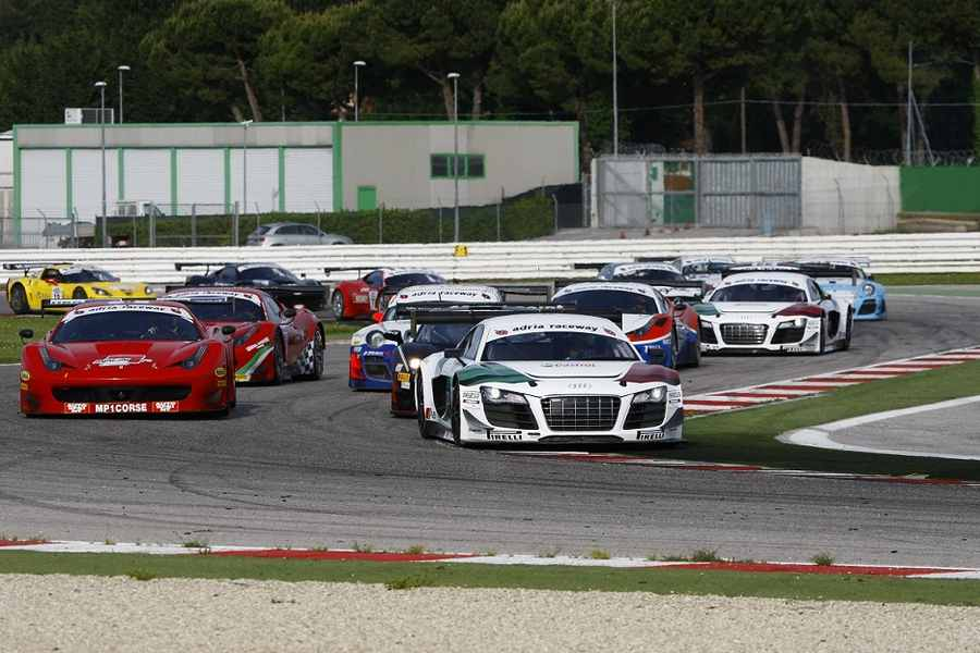 Photo of Gare Turismo Mini Porsche Cupra Cup e GT a Monza