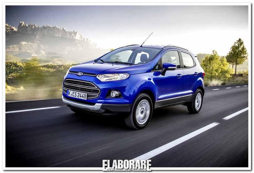 Photo of Ford ECOSPORT novità 2014 Smart Utility Vehicle
