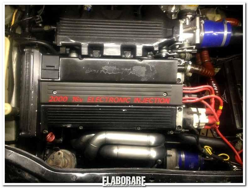 Photo of Fiat Tipo 2000 16V elaborazione 400 CV