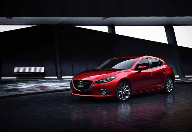 Photo of Mazda3: dal cielo alla strada