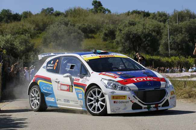Photo of Targa Florio Peugeot 208 domina