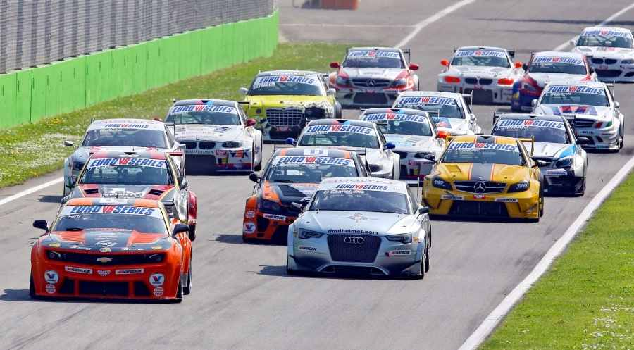 Photo of V8: Chevrolet e Audi con botto BMW a Vallelunga
