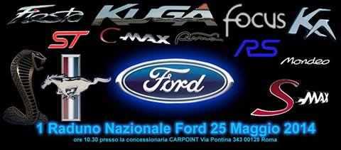 Photo of 1° Raduno Nazionale Ford