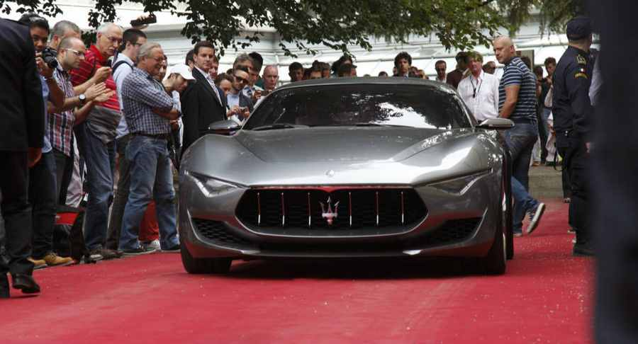 Photo of Concorso d'Eleganza di Villa d'Este 2014