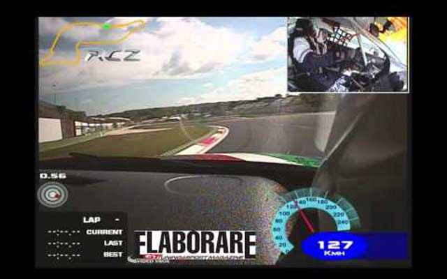 Photo of Traiettorie ideali Vallelunga [video on board]