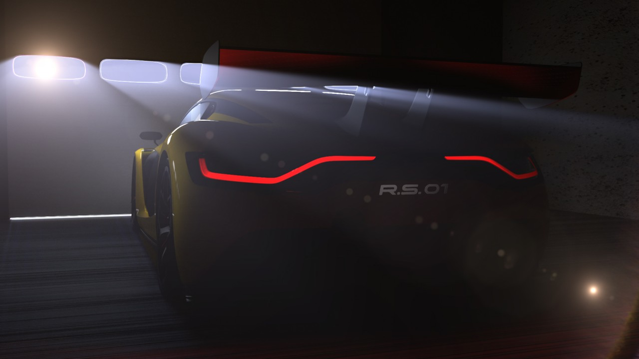 Photo of Renault Sport R.S. 01 sportiva da corsa