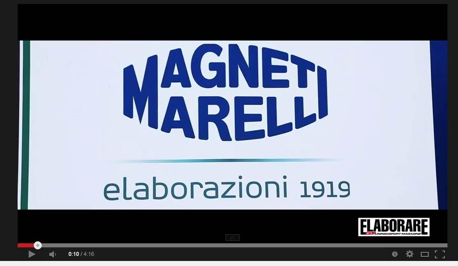 Photo of Magneti Marelli elaborazioni [video Vallelunga ]