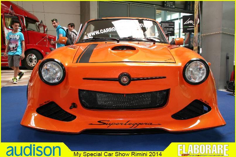 Photo of Con Audison Clarion al My Special Car Show 2014