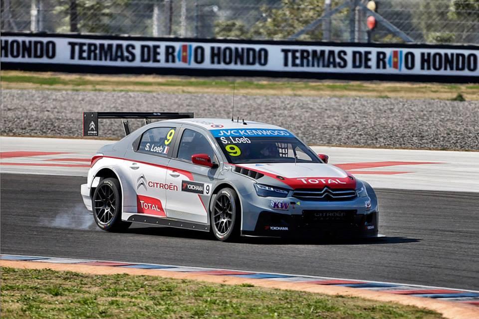 Photo of WTCC 2014 Argentina Citroen-Lopez
