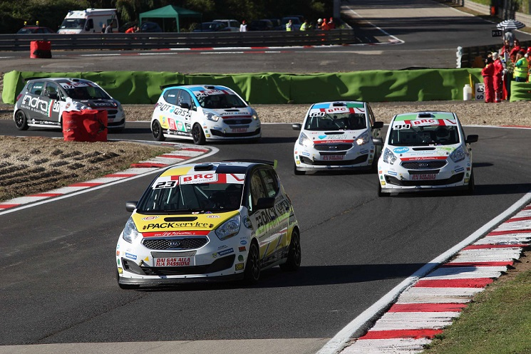Photo of Green Hybrid Cup Lombardelli primo a Pergusa