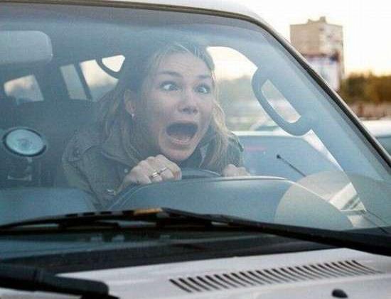 Photo of Donne al volante!