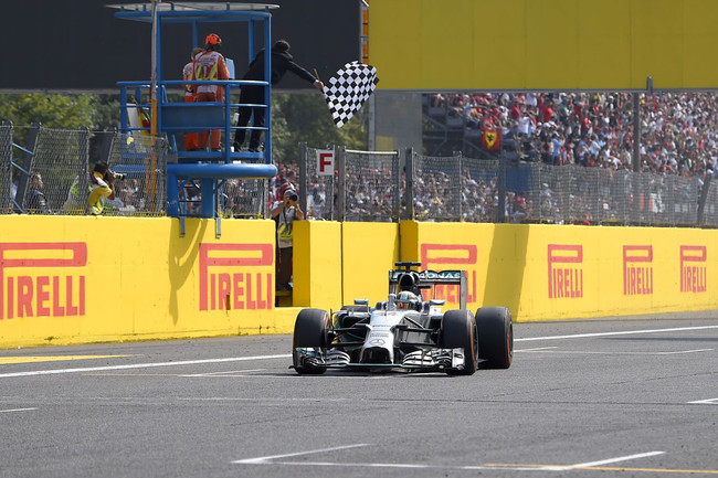 Photo of Strategia Pirelli Monza 2014