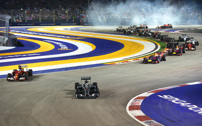 Photo of Strategia Pirelli Gp di Singapore 2014