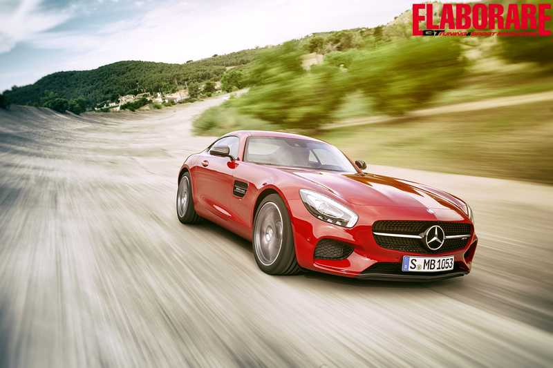 Photo of Mercedes-AMG GT
