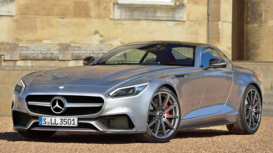 Photo of AMG GT anteprima mondiale live streaming