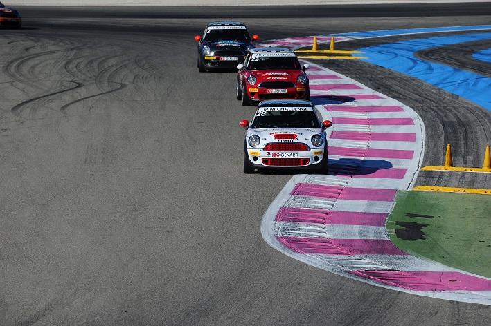 Photo of Gara 1 Le Castellet Mini Challenge 2014