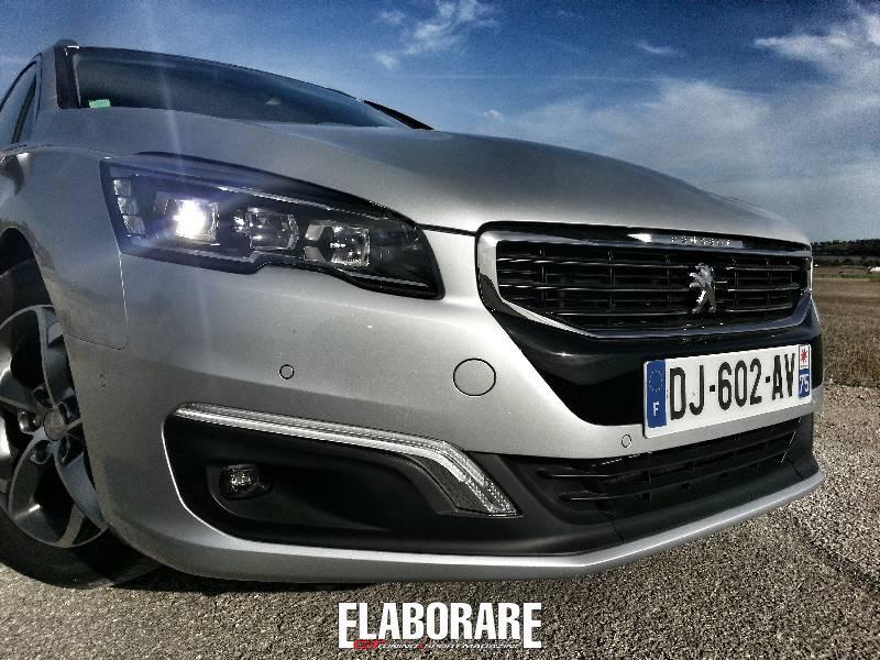 Photo of Nuova Peugeot 508 restyling