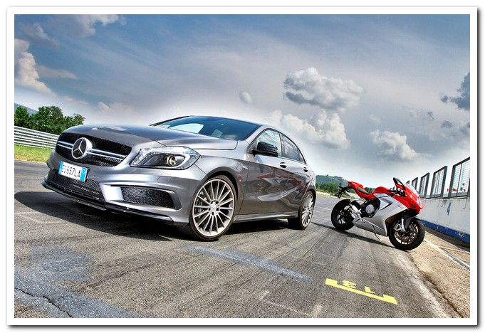 Photo of Mercedes-AMG x MV Agusta