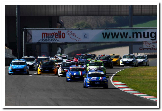 Photo of RS Cup 2014 sul circuito di Vallelunga