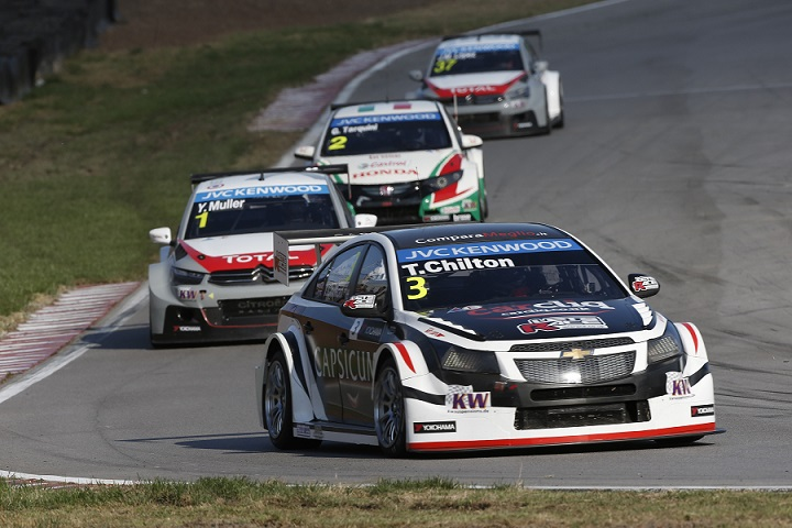 Photo of WTCC 2014 Pechino Chevrolet e Lada dominano