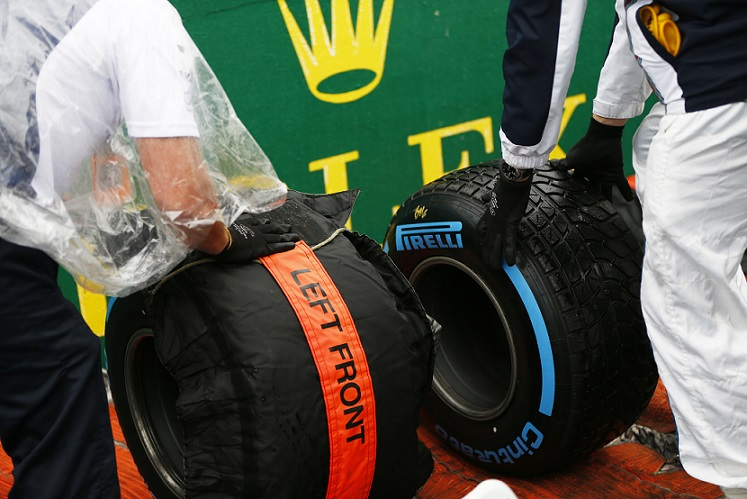 Photo of Strategia Pirelli Suzuka 2014
