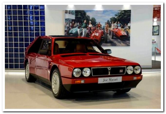 Photo of Lancia Delta S4 auto storica 1985 in vendita!