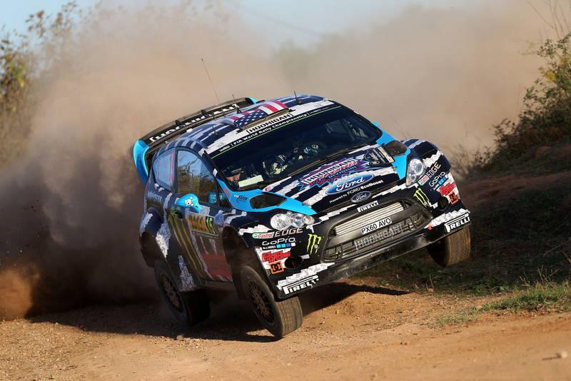 Photo of Monza Rally Show con Ken Block e Valentino Rossi