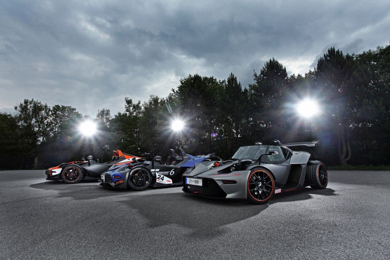 Photo of Tuning KTM X-Bow by Wimmer
