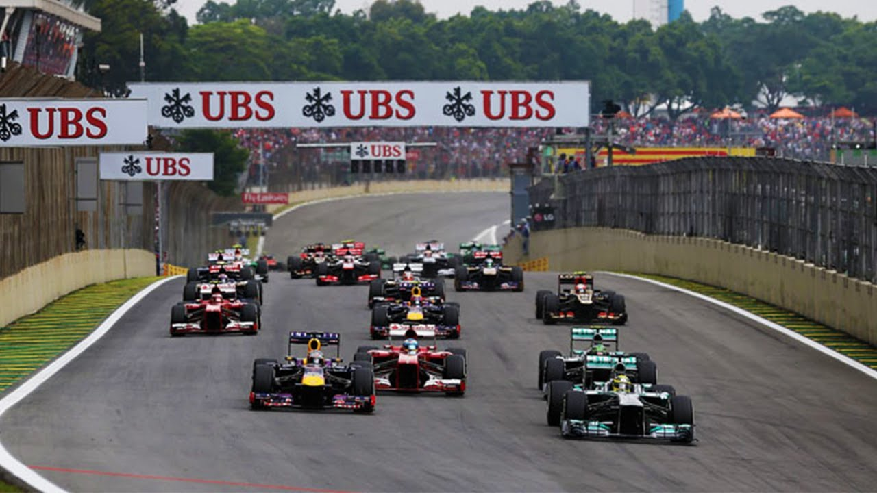Photo of F1 2014 Gp Brasile-Interlagos [orari tv – date]