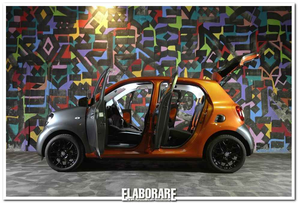 Photo of Smart ForFour 2015