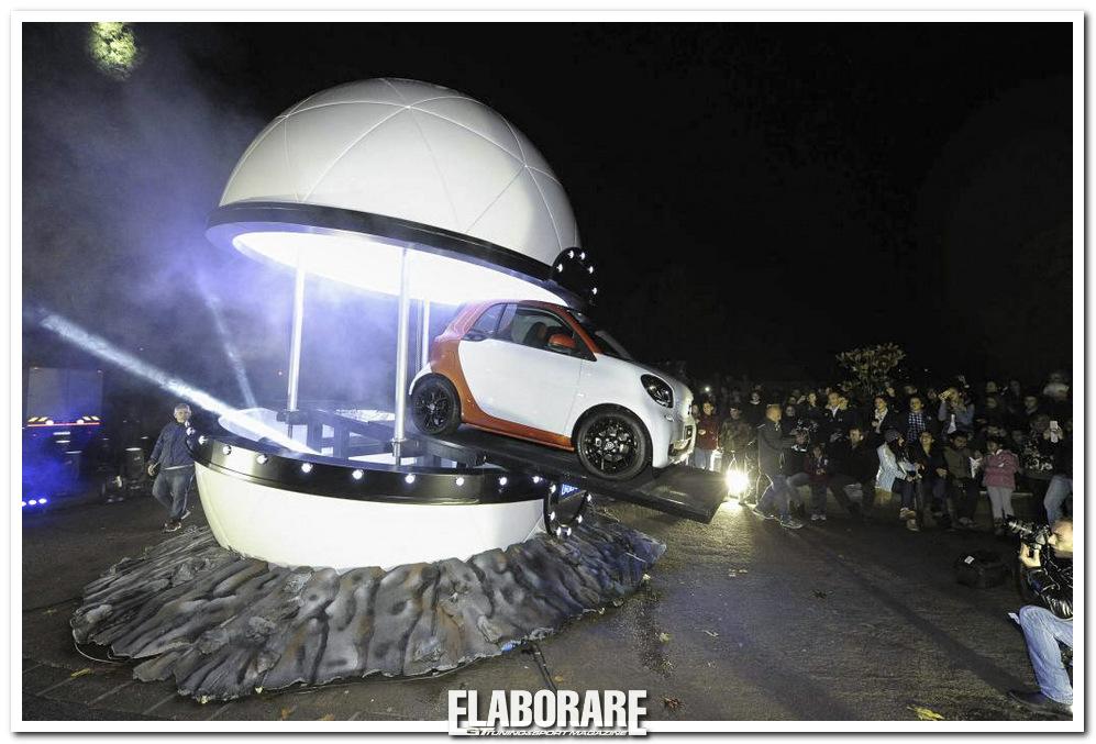 Photo of Smart night: lancio in anteprima a Roma