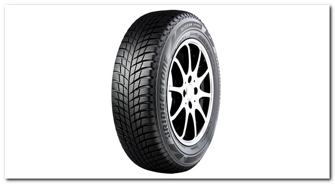 Photo of Nuovo pneumatico Bridgestone Blizzak LM-80