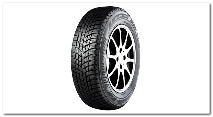 Photo of Nuovo pneumatico Bridgestone Blizzak LM-80